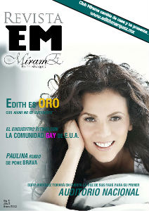 Revista Mírame EM (de Edith Márquez) Revista Mírame EM Enero 2012
