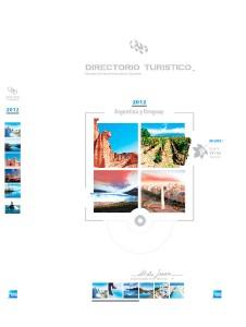 Cartas_Todas DIRECTORIO_TURISTICO_2012