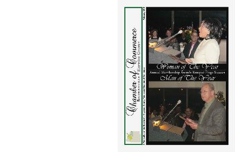 Chamber Newsletter February 2012