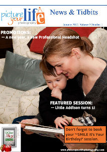 Picture Your Life Photography - News & Tidbits Jan. 2012
