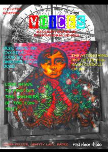Voices Literary Magazine Edition 1 Voices Literary Magazine Edition 1