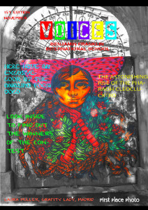 Voices Literary Magazine Edition 1 Voices Literary Magazine Edition 1
