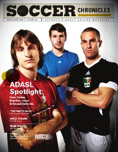 Adult Soccer Chronicles Issue 1