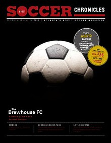 Adult Soccer Chronicles November Issue