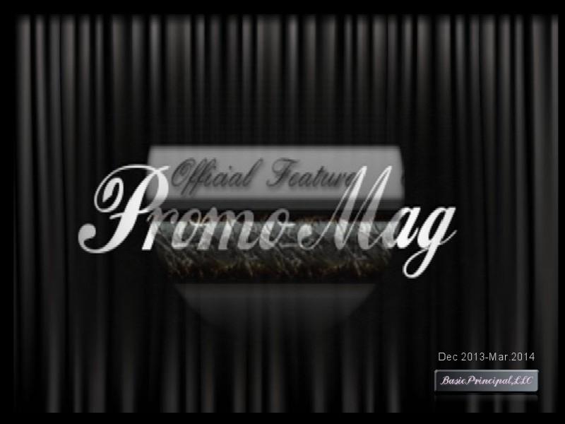 OfficialFeature : Promo Mag Vol.1- March 2014