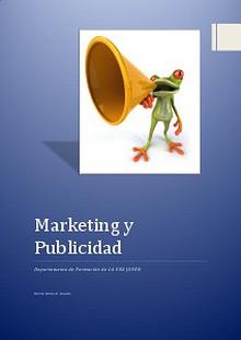 Marketing y Publicidad-Dep. Formación