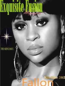 * Exquisite Fusion Magazine - May. 2013