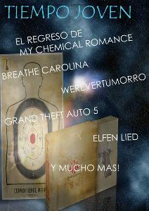 Tiempo Joven Argentina 6ta Edicion El Regreso de MY CHEMICAL ROMANCE!