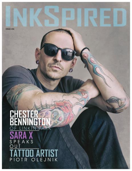 InkSpired Magazine Issue No. 34