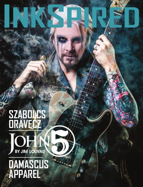 InkSpired Magazine Issue No. 36