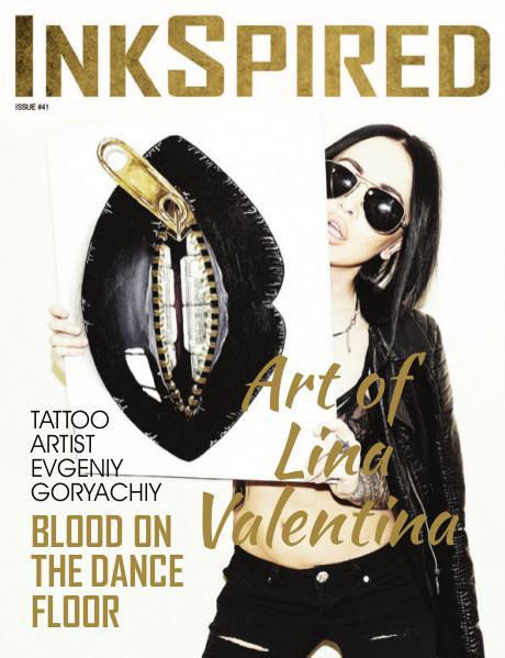 InkSpired Magazine Issue No. 41