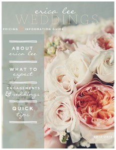 Wedding Guide vol. 1