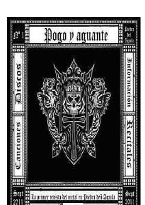 Pogo y Aguante Nº 1 (Metal Fanzine) 01 de 2011
