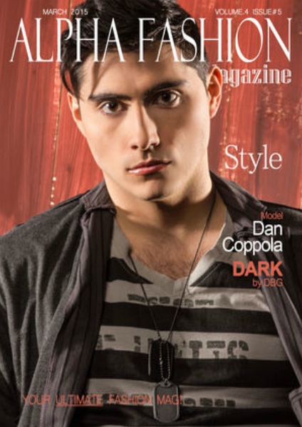 Alpha Fashion Magazine-Style Issue Volume.4 Issue#5 March 2015