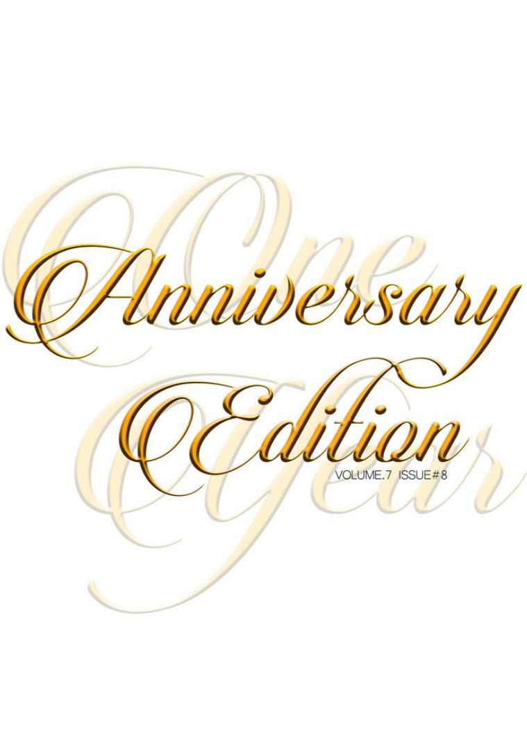 Alpha Fashion Magazine- Anniversary Edition Volume.7 Issue#8-June 2015
