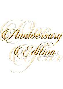 Alpha Fashion Magazine- Anniversary Edition