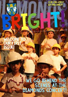 BRIGHT! Issue One