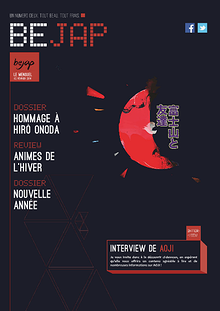 BeJap Web Magazine - Février 2014