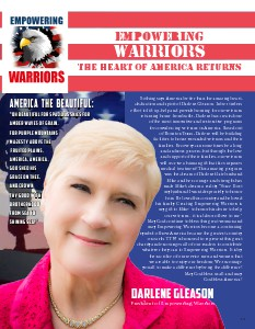 TTW Magazine Jan/Feb 2014 Special Edition - Empowering Warriors Article Vol 5 Issue 3