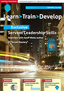 Learn, Train, Develop