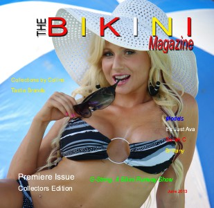 The Bikini Magazine V1 Issue 1