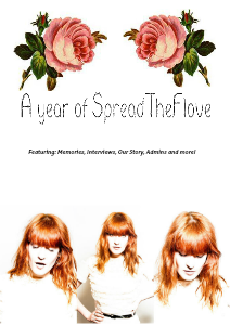 SpreadTheFlove - Our First Birthday Jan 2014