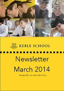 Keble Newsletter