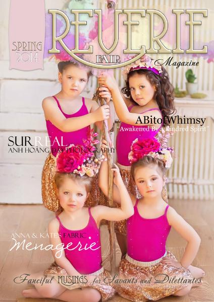 Reverie Fair Magazine Spring 2014