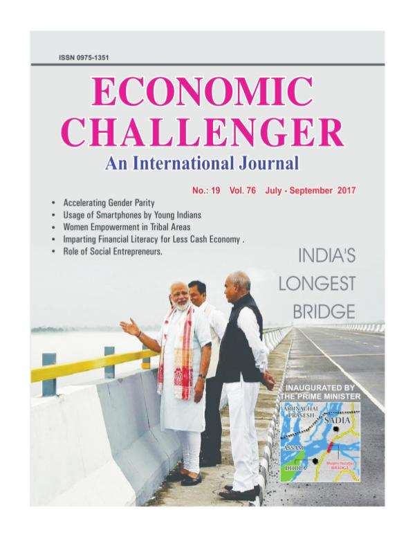 Economic Challenger Issue 76 July- Sept 2017