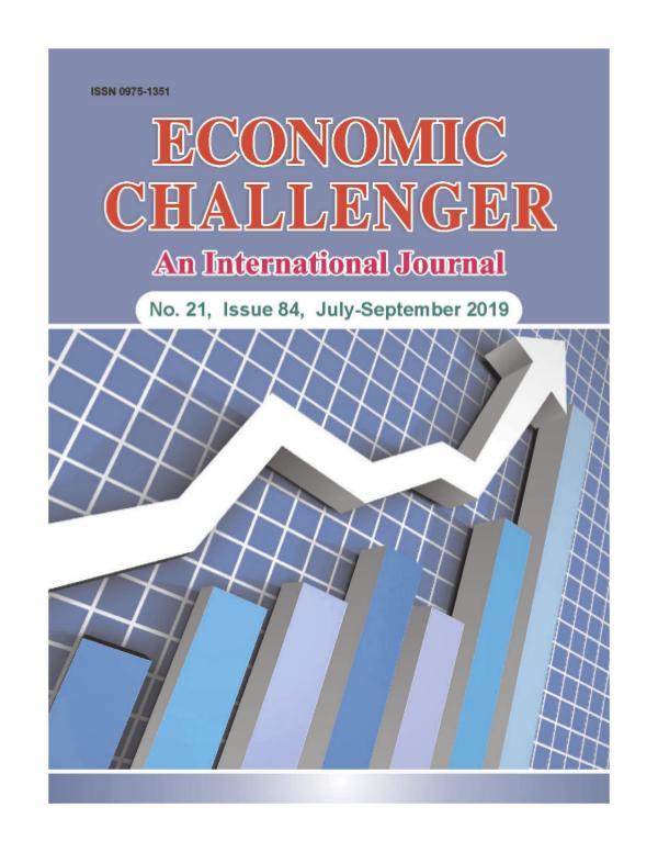 Economic Challenger Issue 84 Jul-Sept 2019