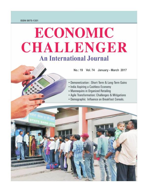 Economic Challenger Issue 74 Jan-Mar 2017