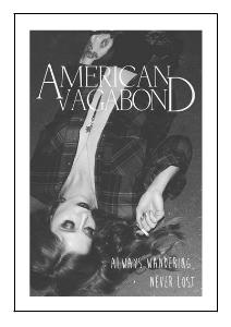 American Vagabond Lookbook January 2014