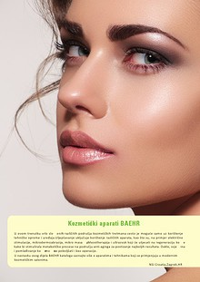 Katalog BAEHR - Kozmetički aparati