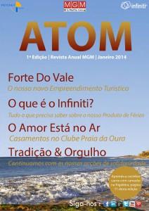 Revista anual em português 2014