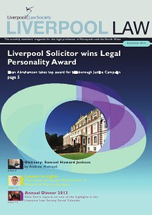 Liverpool Law Bulletin December 2013