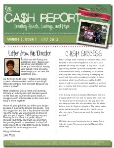 Print Newsletters Volume 3