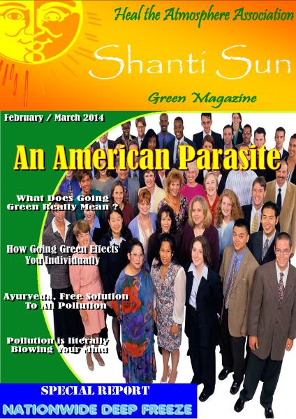 Shanti Sun Volume I Issue 2