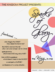 The Kingdom Project presents: Sparks of Glory