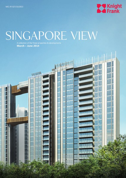 Singapore Luxurious Properties and Developments for sale (March - June 2014)