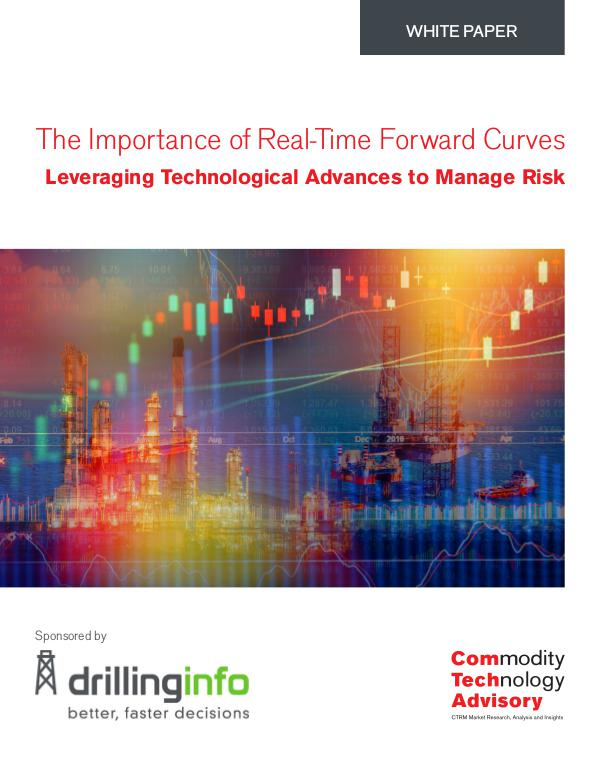White Papers The Importance of Real-Time Forward Curves