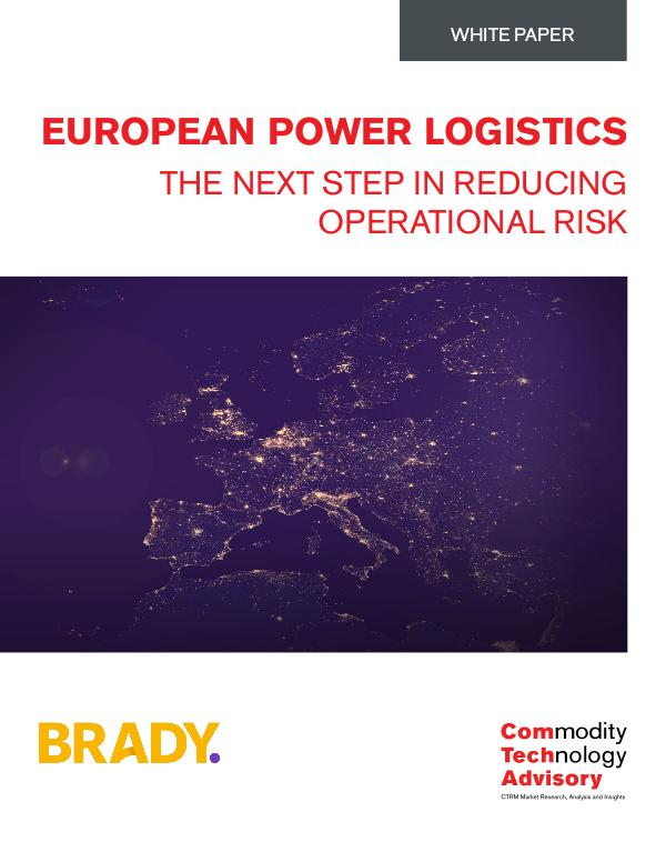 White Papers European Power Logistics – The next step in reduci