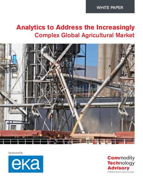 White Papers Analytics to Address Agricultural Market