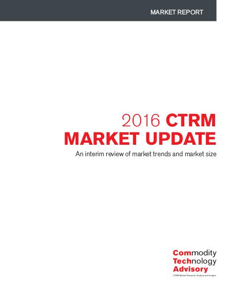 2016 CTRM Market Update