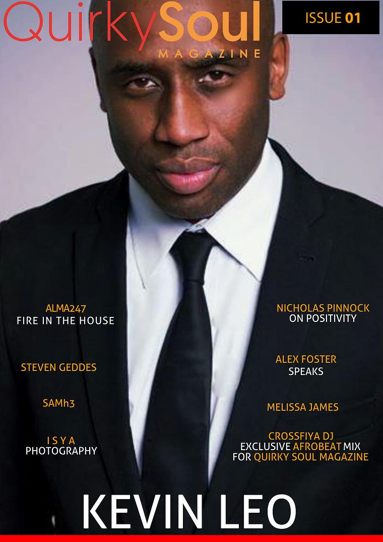 Quirky Soul Magazine Quirky Soul Magazine Issue 01
