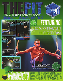 The Pit Activity Book