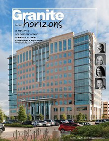 Granite Horizons Magazine