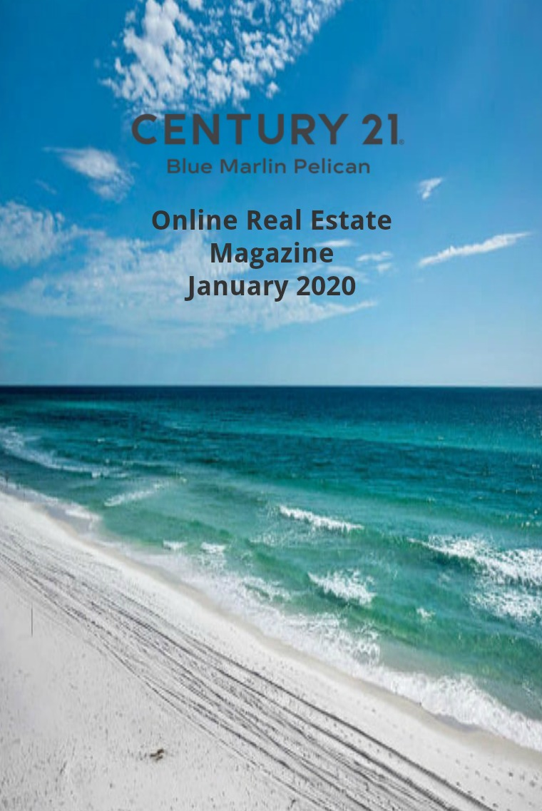 Century 21 Blue Marlin Pelican E-Magazine June 2019