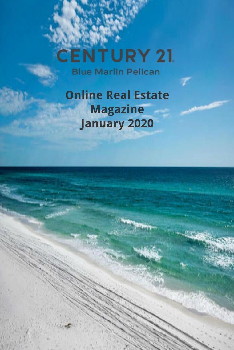 Century 21 Blue Marlin Pelican E-Magazine January 2020
