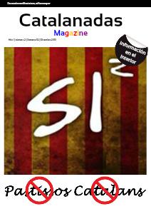 Catalanadas Magazine Nº 2 Semana 52 Diciembre 2013