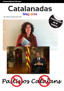 Catalanadas Magazine Nº 3 Semana 1 Enero 2014